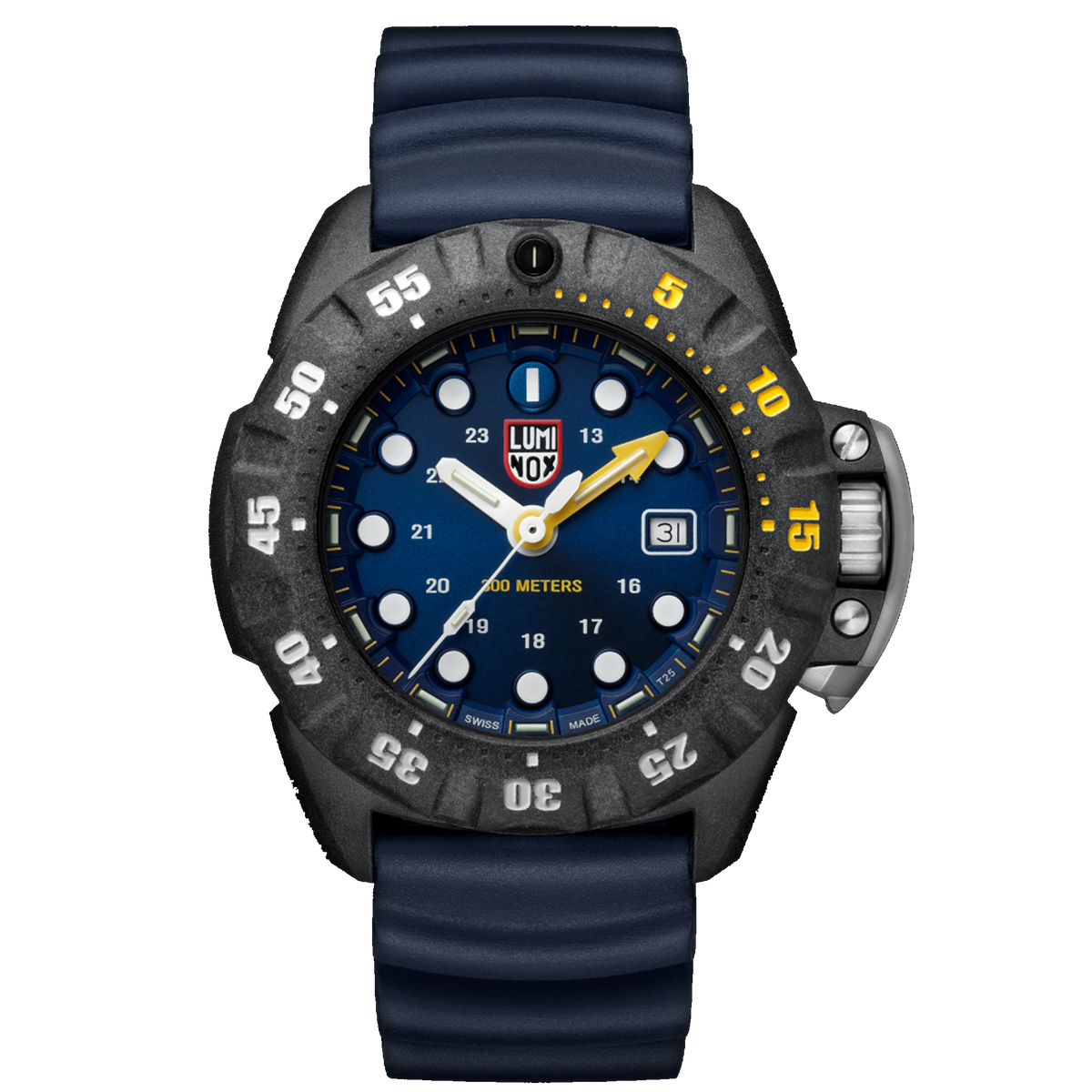 Luminox - SCOTT CASSELL DEEP DIVE 1550 SERIES