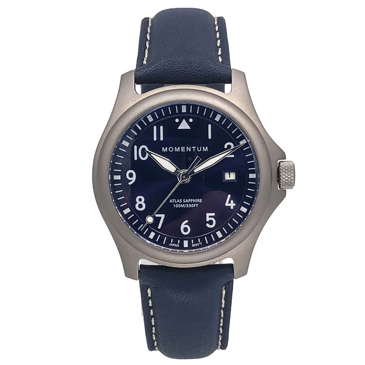 Momentum Atlas 38MM -  Blue Sapphire Special Edition