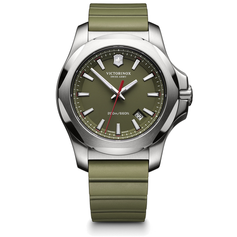 Victorinox Watch - I.N.O.X in Khaki