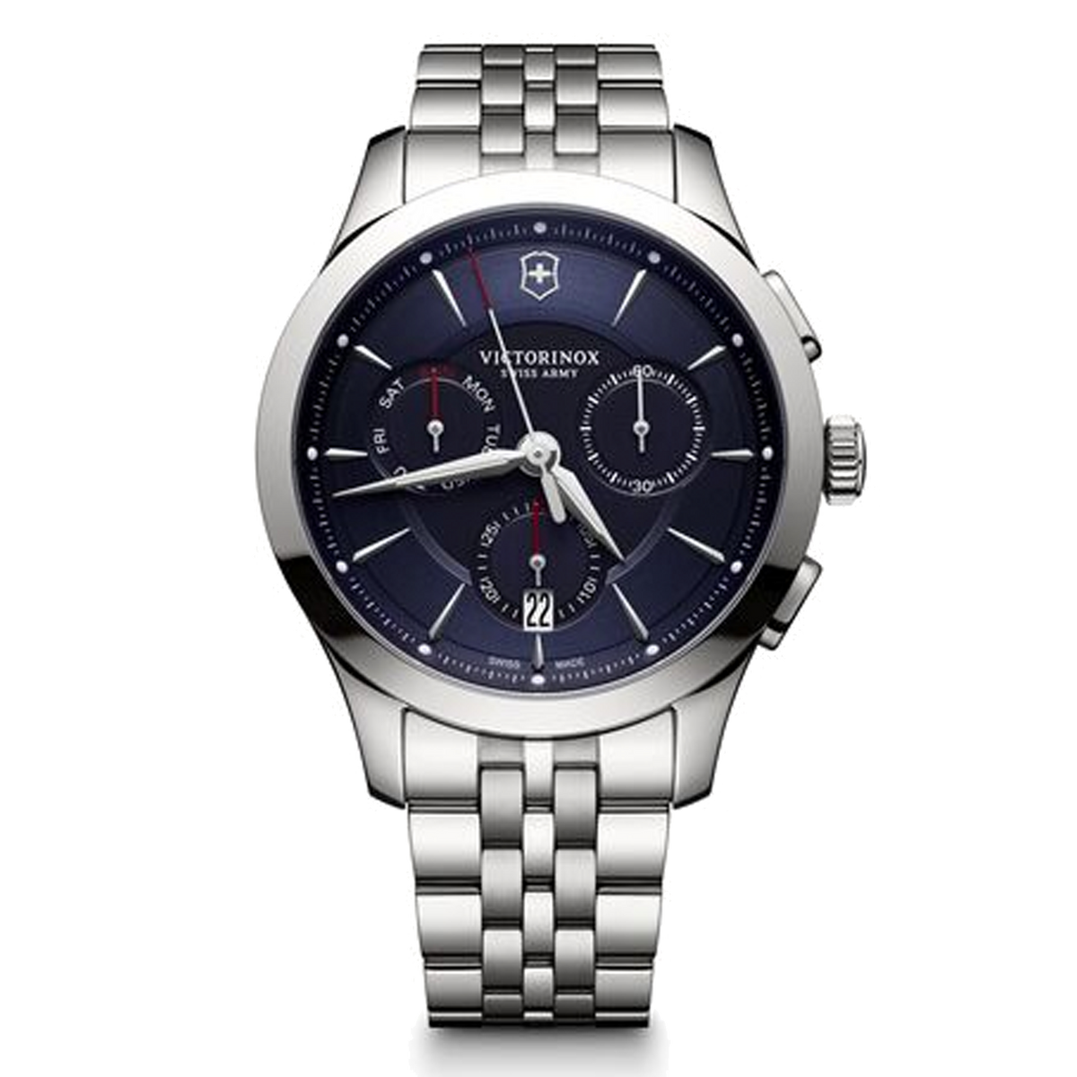 Victorinox Watch - Alliance Chrono blue dial