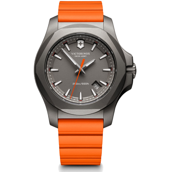 Victorinox Watch - I.N.O.X Titanium  in Orange
