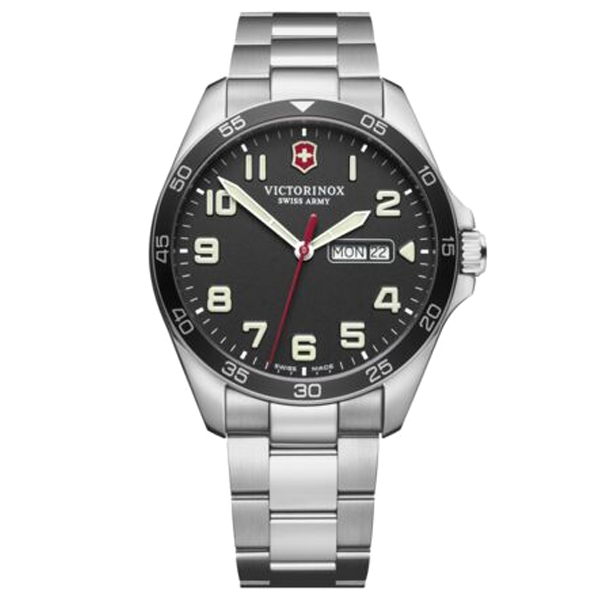 Victorinox Watch - Fieldforce Black Dial