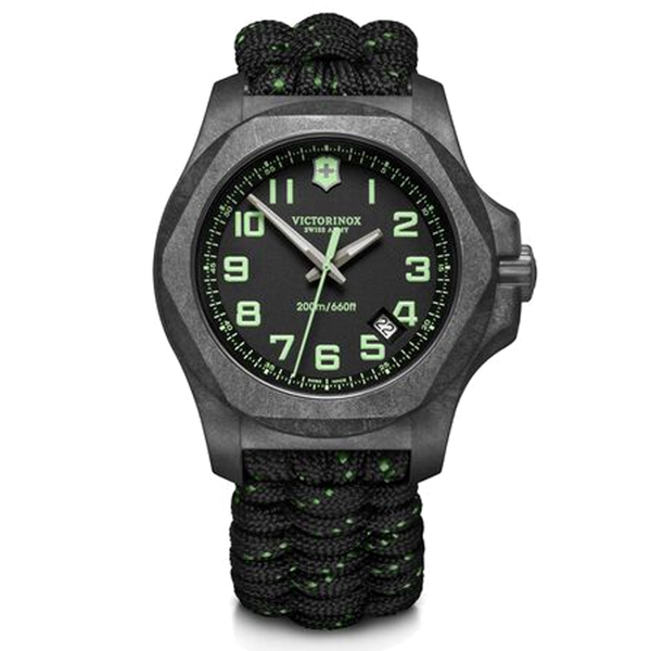 Victorinox Watch - I.N.O.X Carbon in Black
