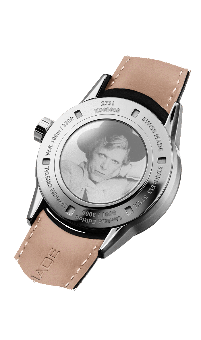 Raymond Weil Watch - FREELANCER Men's Limited Edition David Bowie Automatic Watch,