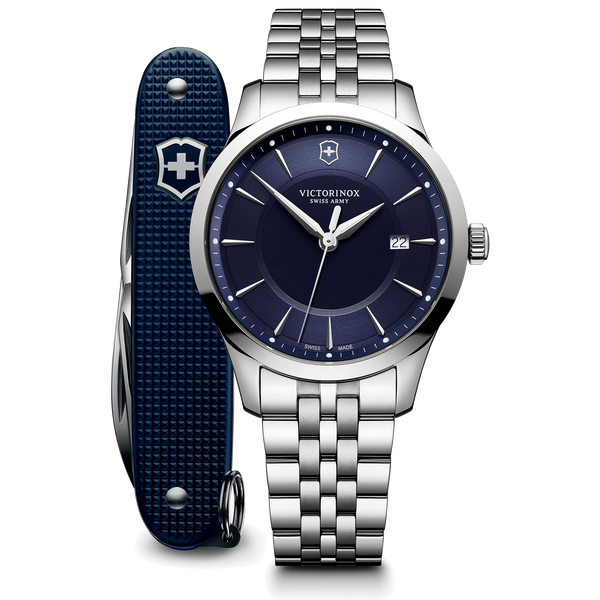 Victorinox Watch - Alliance with Pioneer Swiss Army Knife