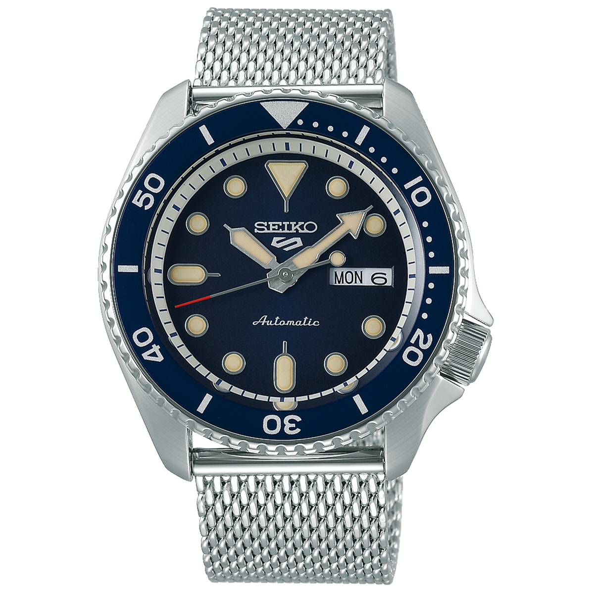 Seiko 5 Sport - Suits Series With Blue Dial