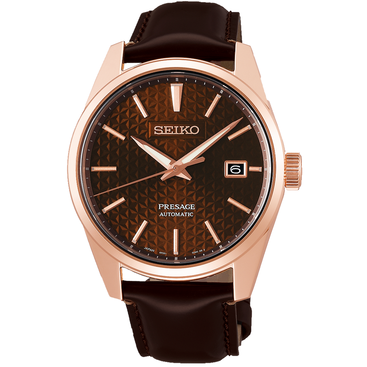 Seiko Presage Automatic - Sharp Edged SPB170J1