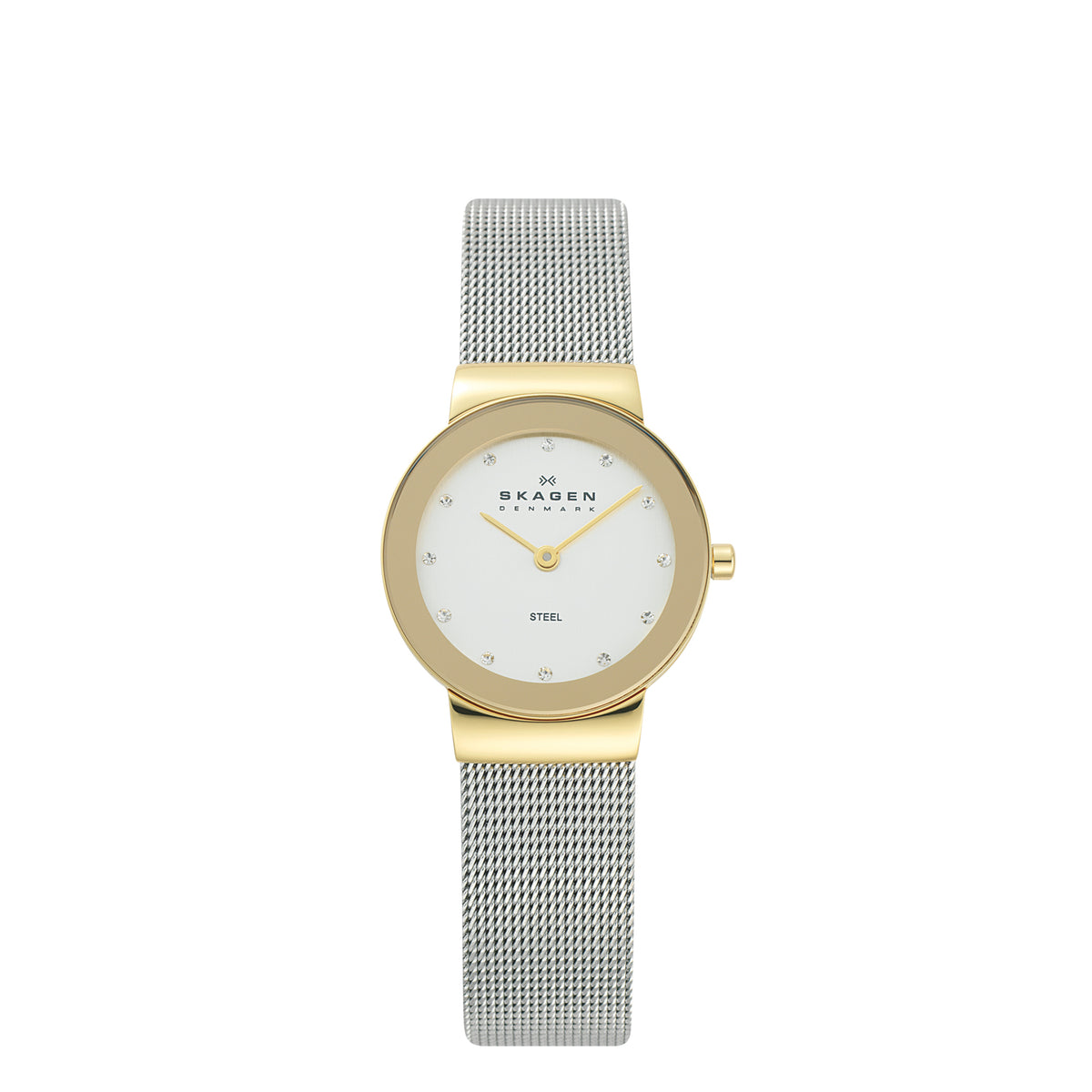 Skagen Freja - Steel, Two Tone