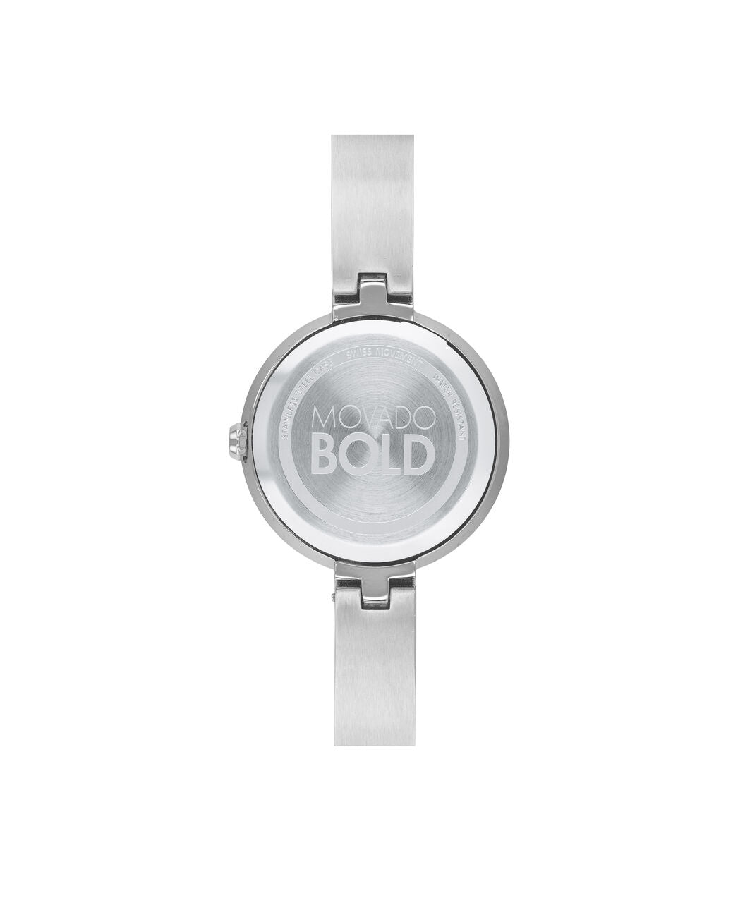 Movado Bold Bangle - 28mm Stainless Steel