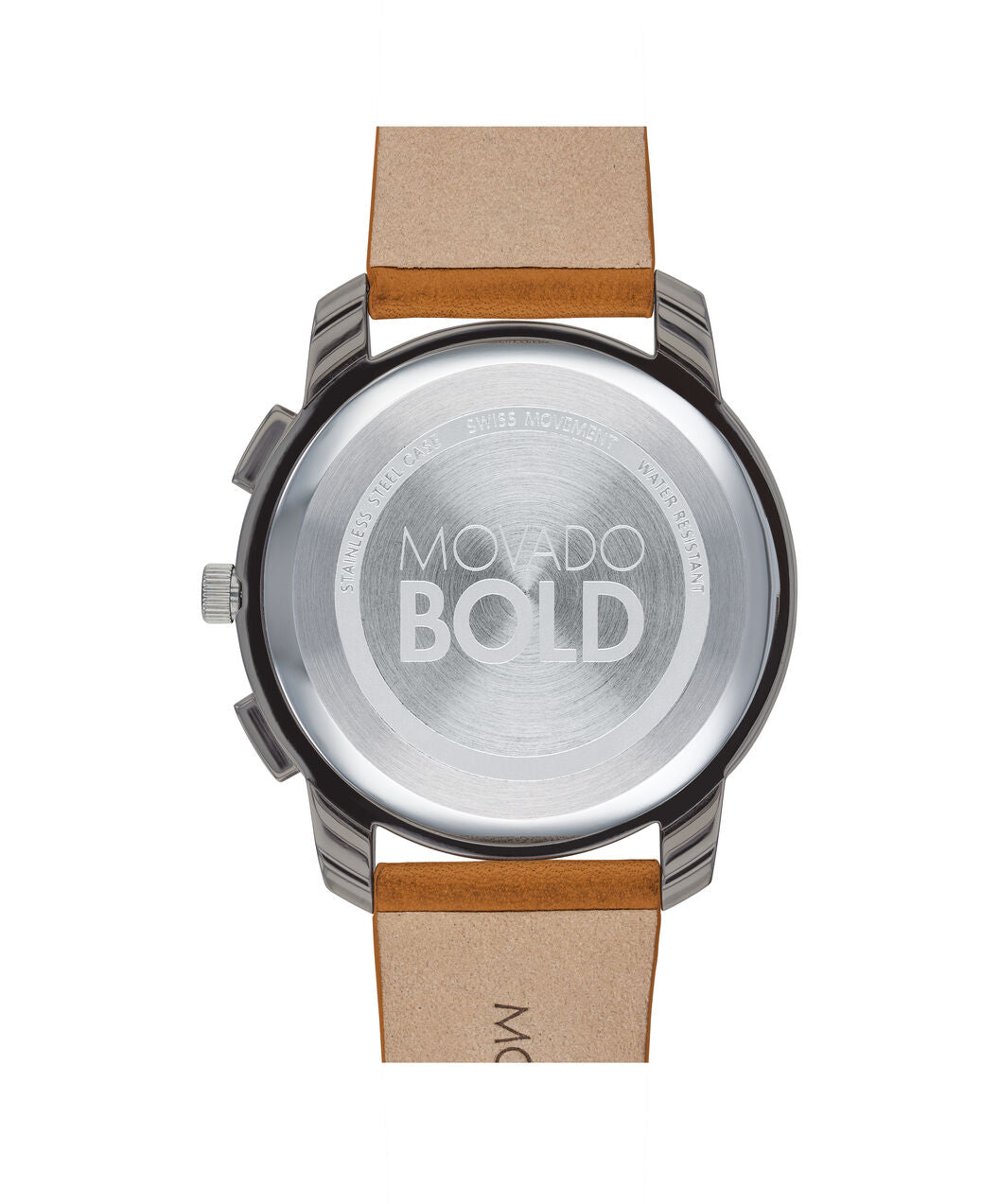 Movado Bold Chronograph - 42mm Stainless Steel