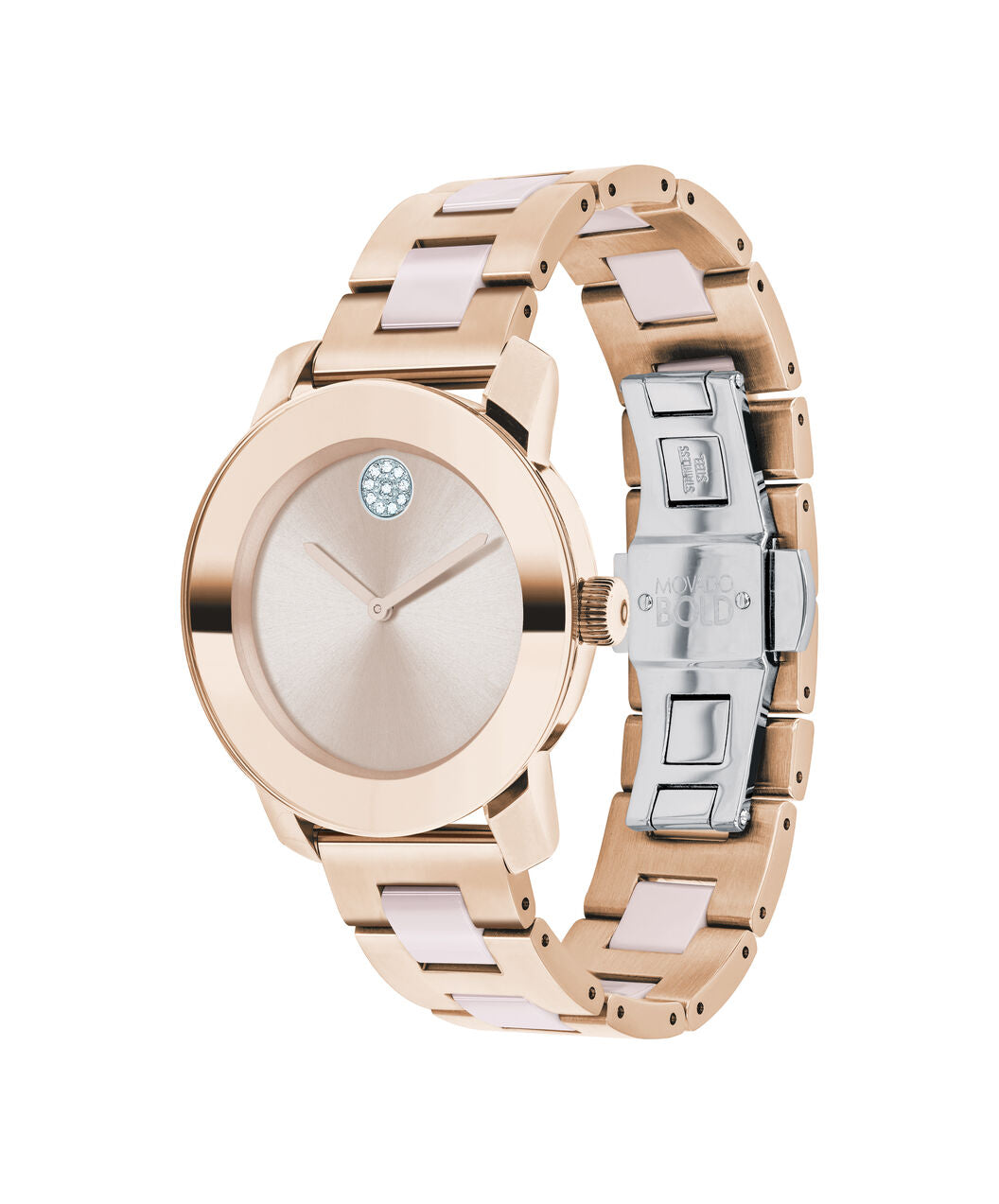 Movado Bold - 36mm Rose Gold Tone