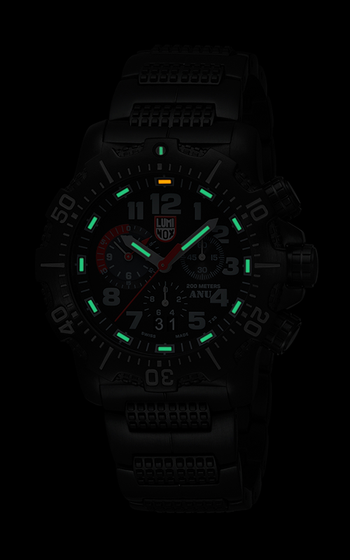 Luminox Watch Authorized for Navy Use - ANU 4200 Series Chronograph