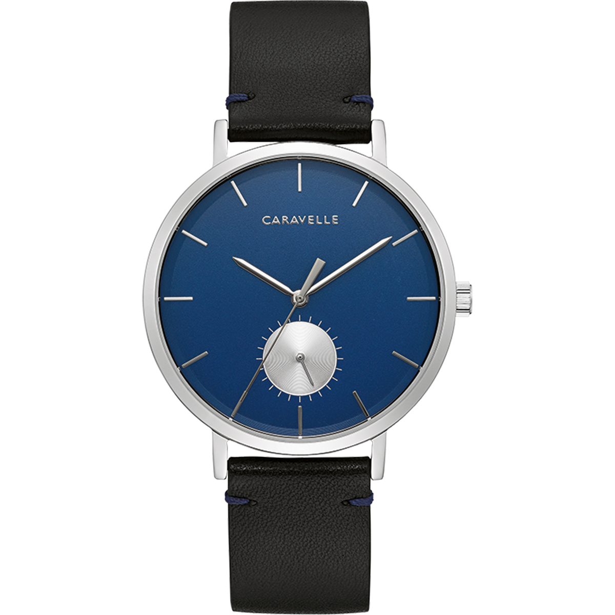 Caravelle Watch - Blue Dial