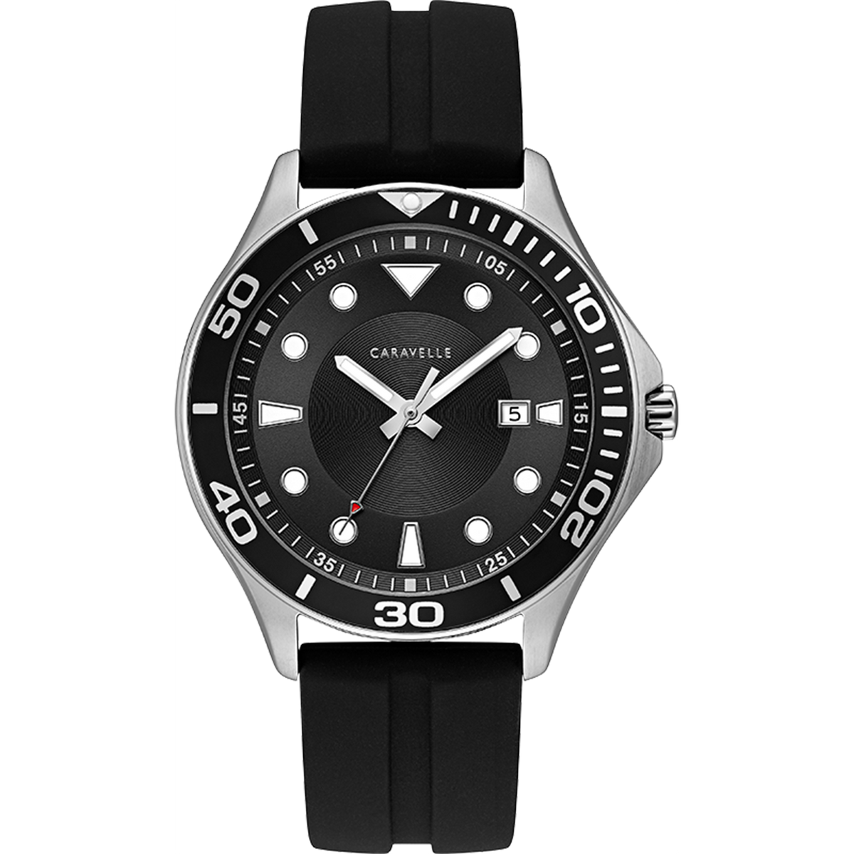 Caravelle Watch - Sport Style