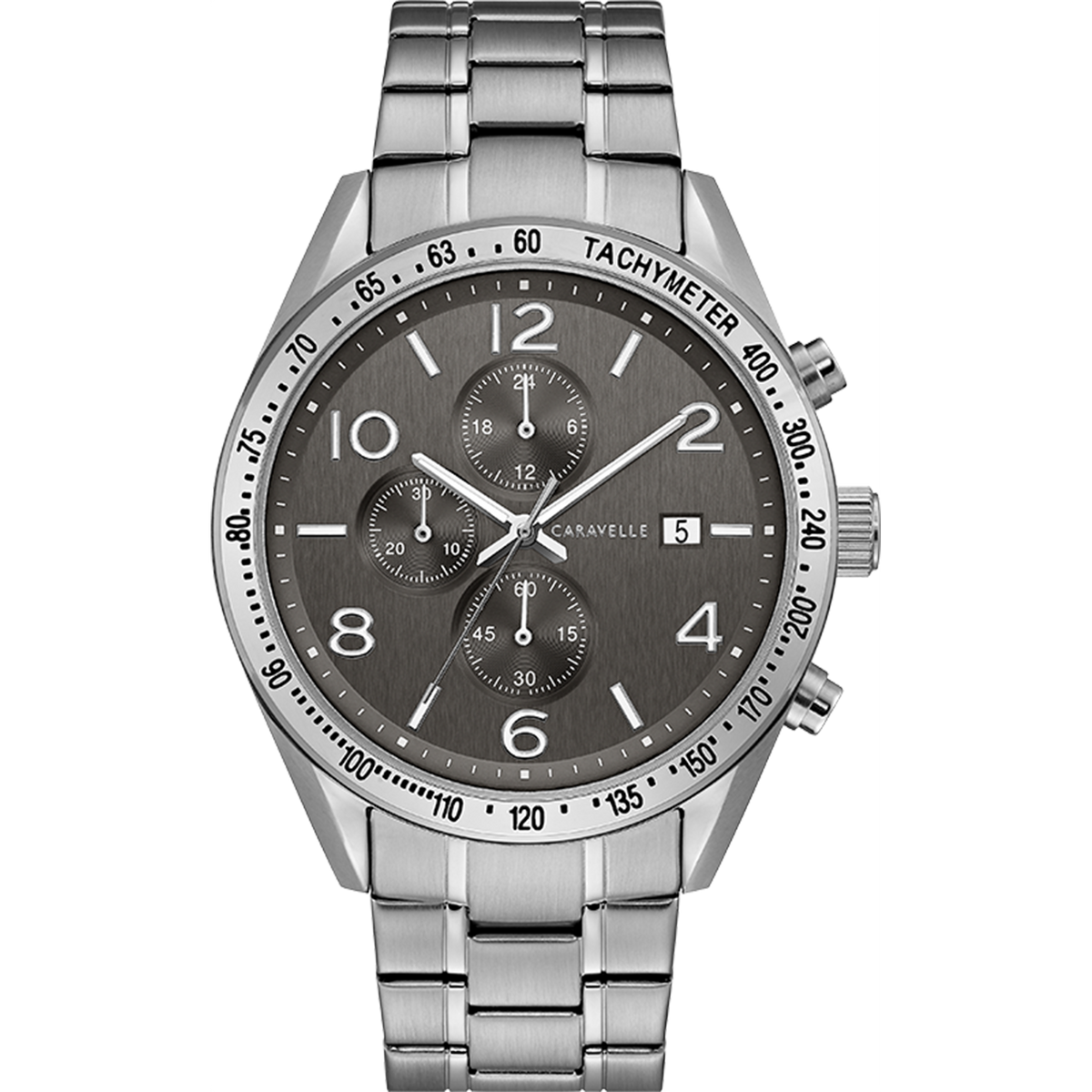 Caravelle Watch - Chronograph