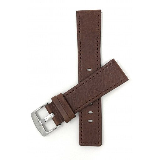 Bandini Watchstrap Genuine Leather - Classic Semi Padded