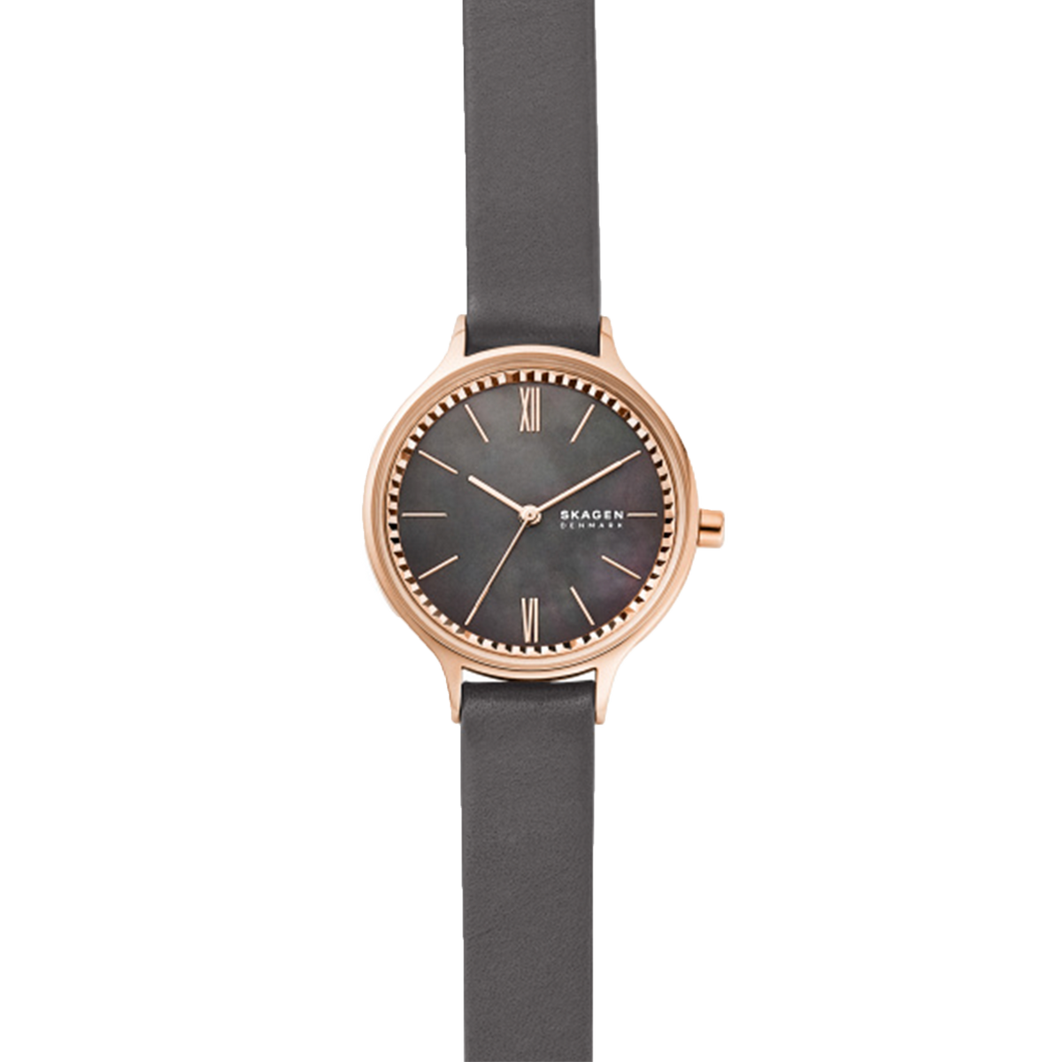 Skagen Watch Anita - Rose Gold with MOP Dial
