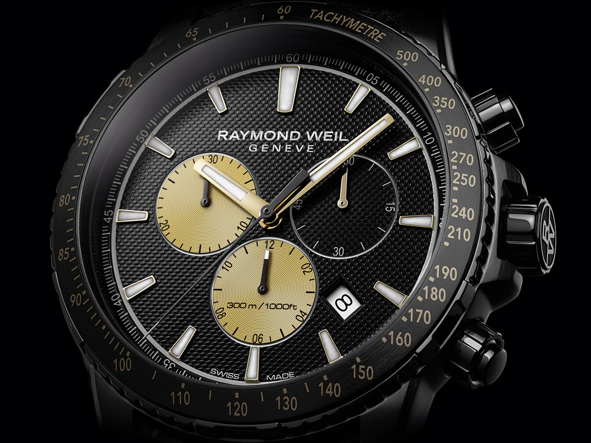Raymond Weil Watch - Tango 300 Marshall Amplification Limited Edition 0039/1000