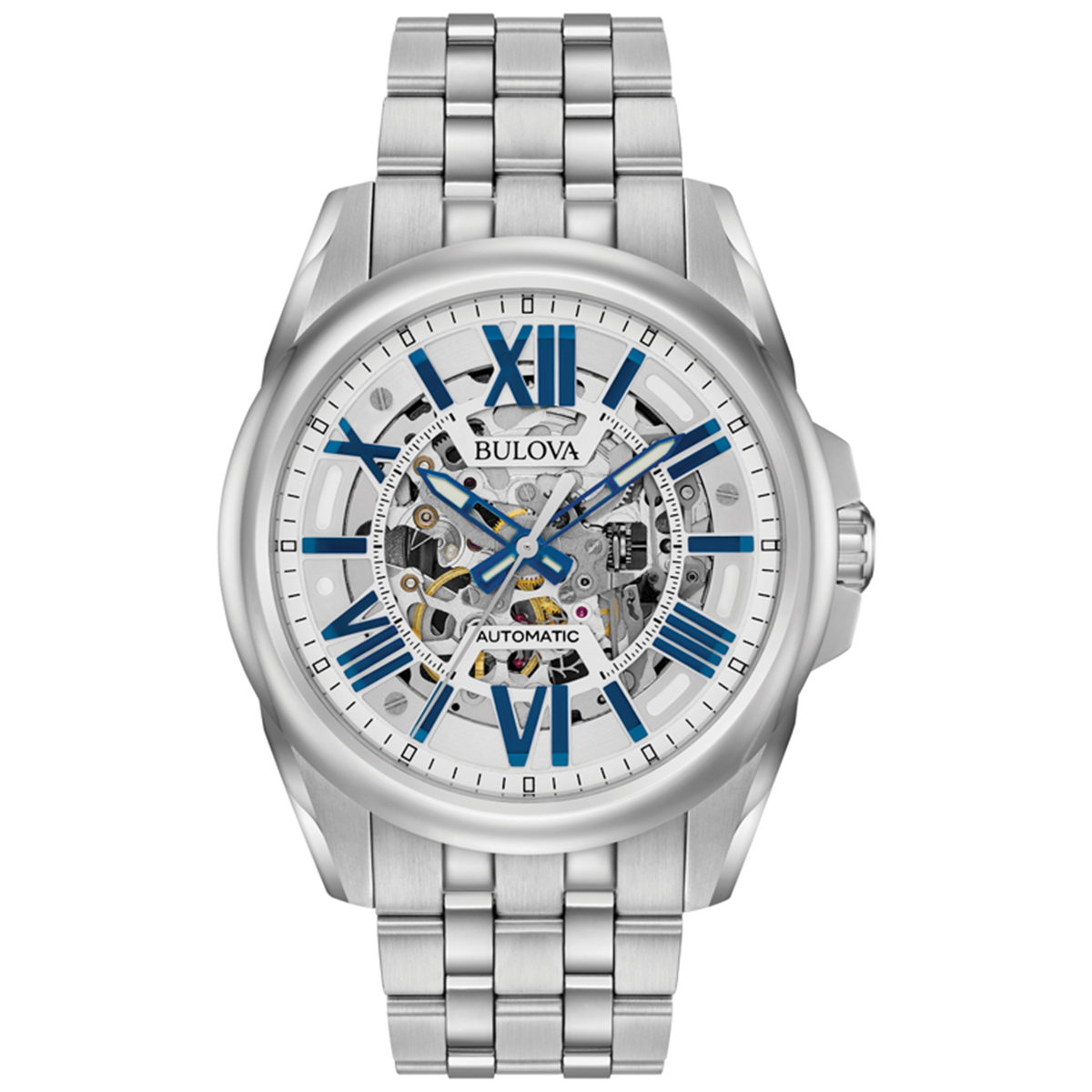 Bulova - Men's Classic Automatic Watch
