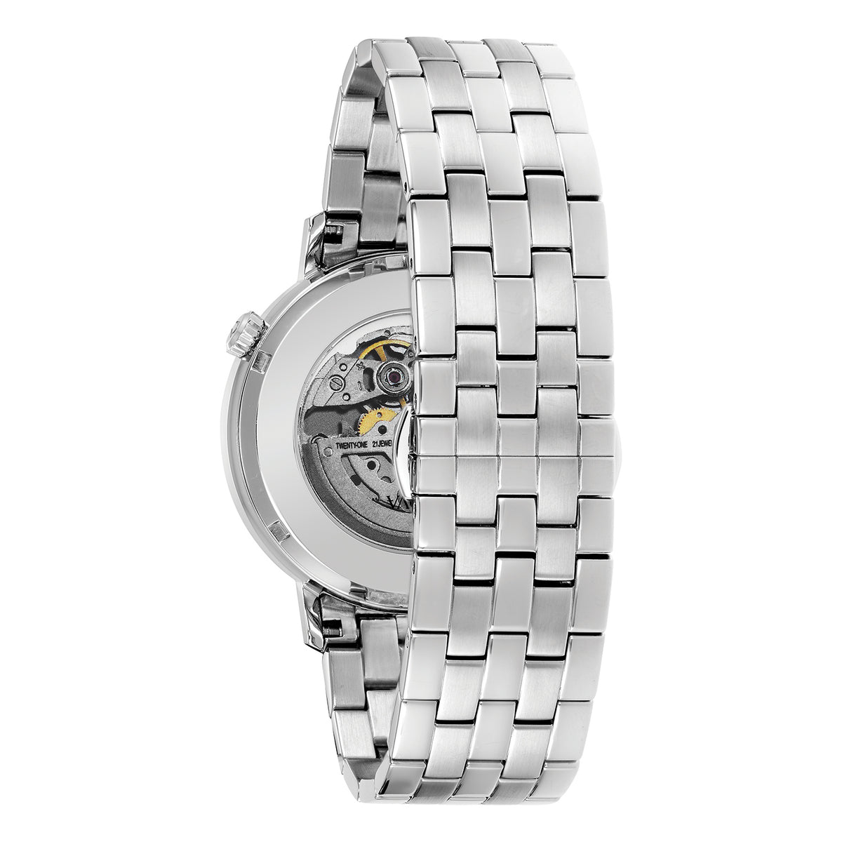 Bulova -Classic Collection Automatic - Stainless Steel