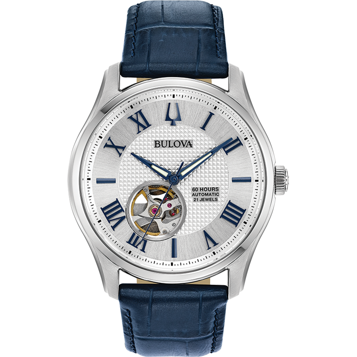 Bulova - Wilton 60 Hour Automatic
