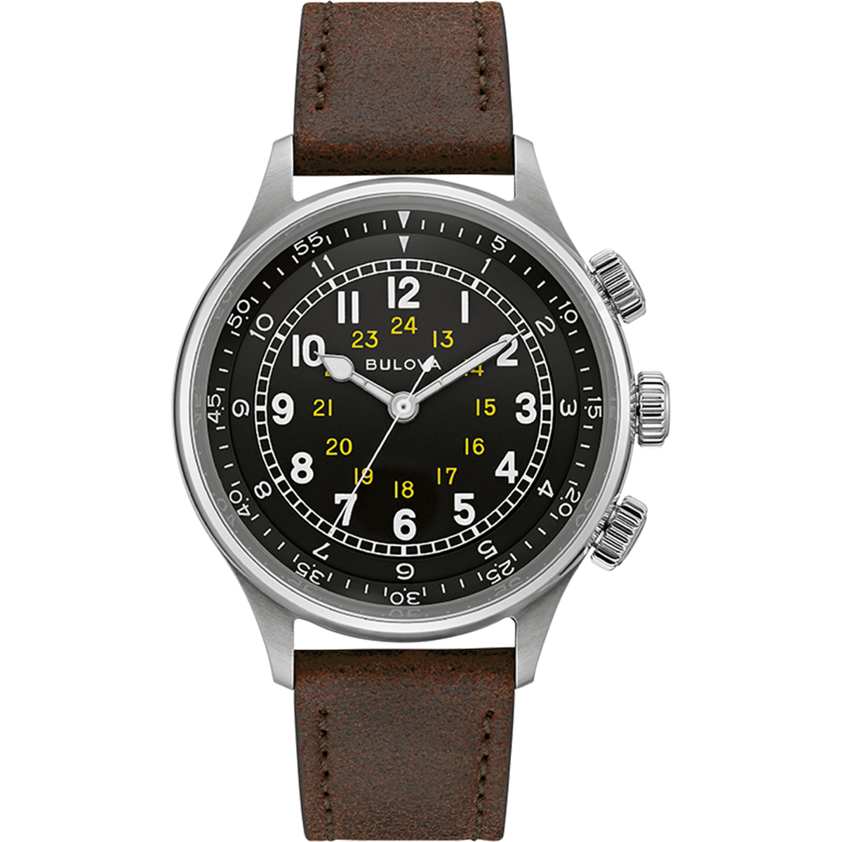 Bulova A-15 Pilots Watch 96A245
