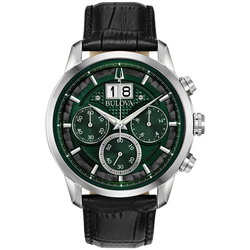 Bulova - Sutton Chronograph Green Dial
