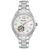 Bulova - Women's Automatic Diamond Watch