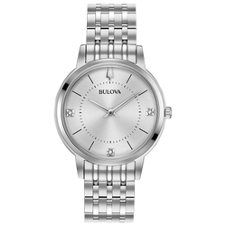 Bulova - Women's Classic Diamond Watch