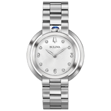 Bulova - Ladies' Rubaiyat Collection - Stainless Steel