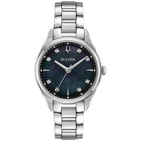 Bulova - Ladies Sutton with 8 Diamonds