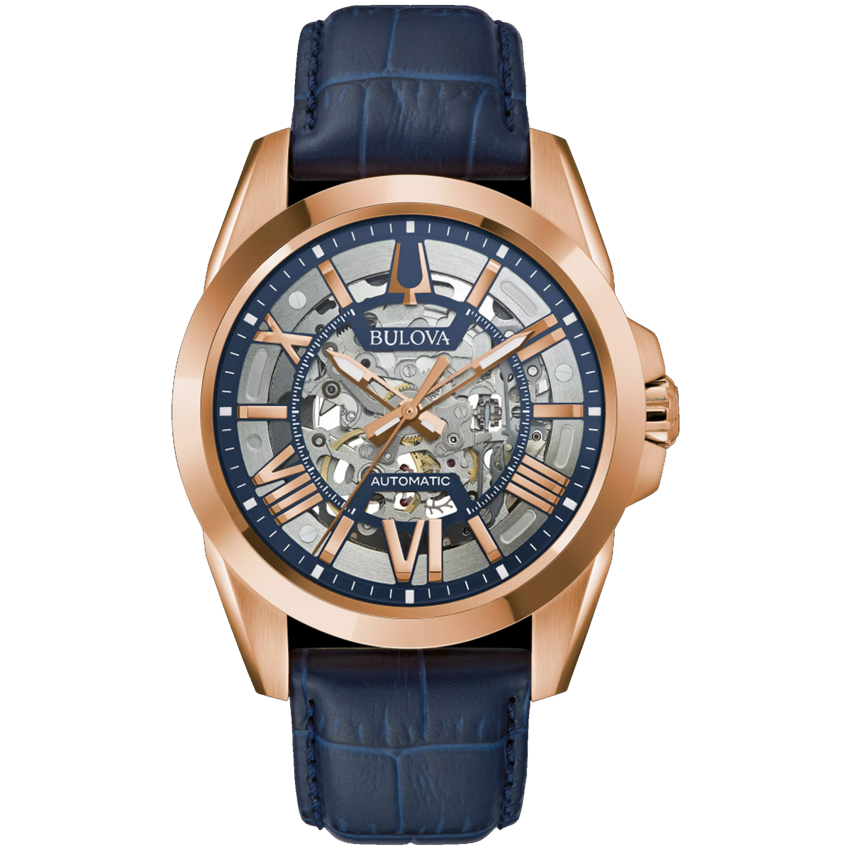 Bulova - Sutton Automatic Rose Gold Tone