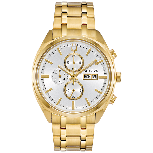 Bulova - Surveyor Chronograph Gold tone