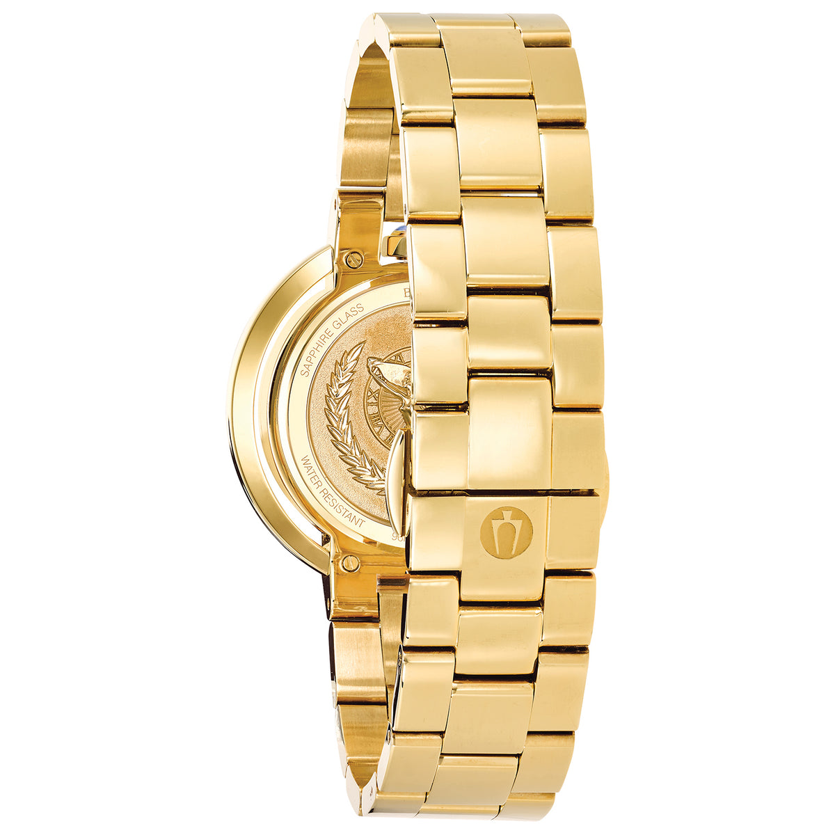Bulova - Ladies' Rubaiyat Collection - Gold Tone