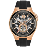 Bulova - Rose Gold Tone: Automatic Collection