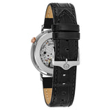 Bulova -Classic Collection Automatic - Stainless Steel, Black Leather