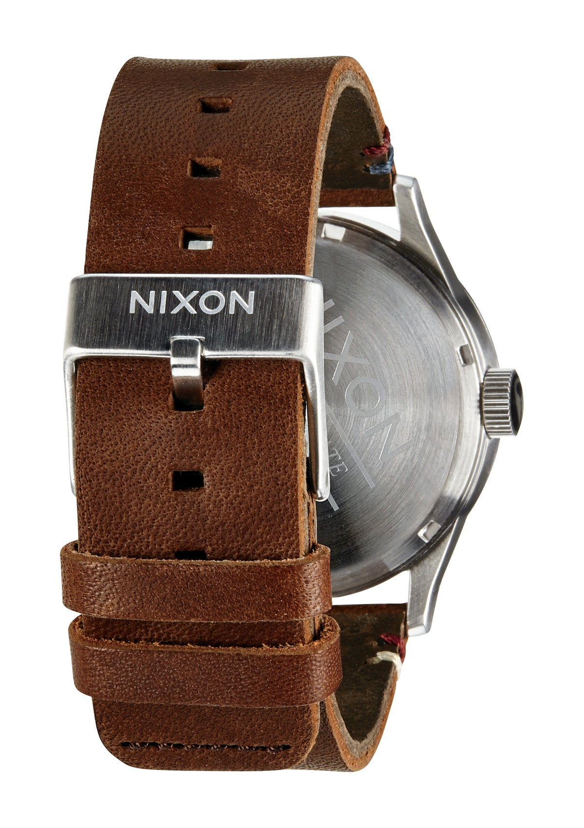 Nixon Sentry Leather - Black/Brown