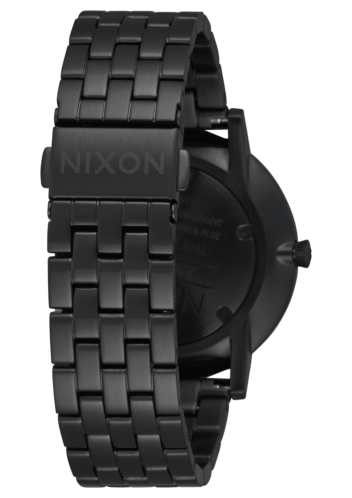 Nixon Watch - Porter 40mm: All Black/Gold