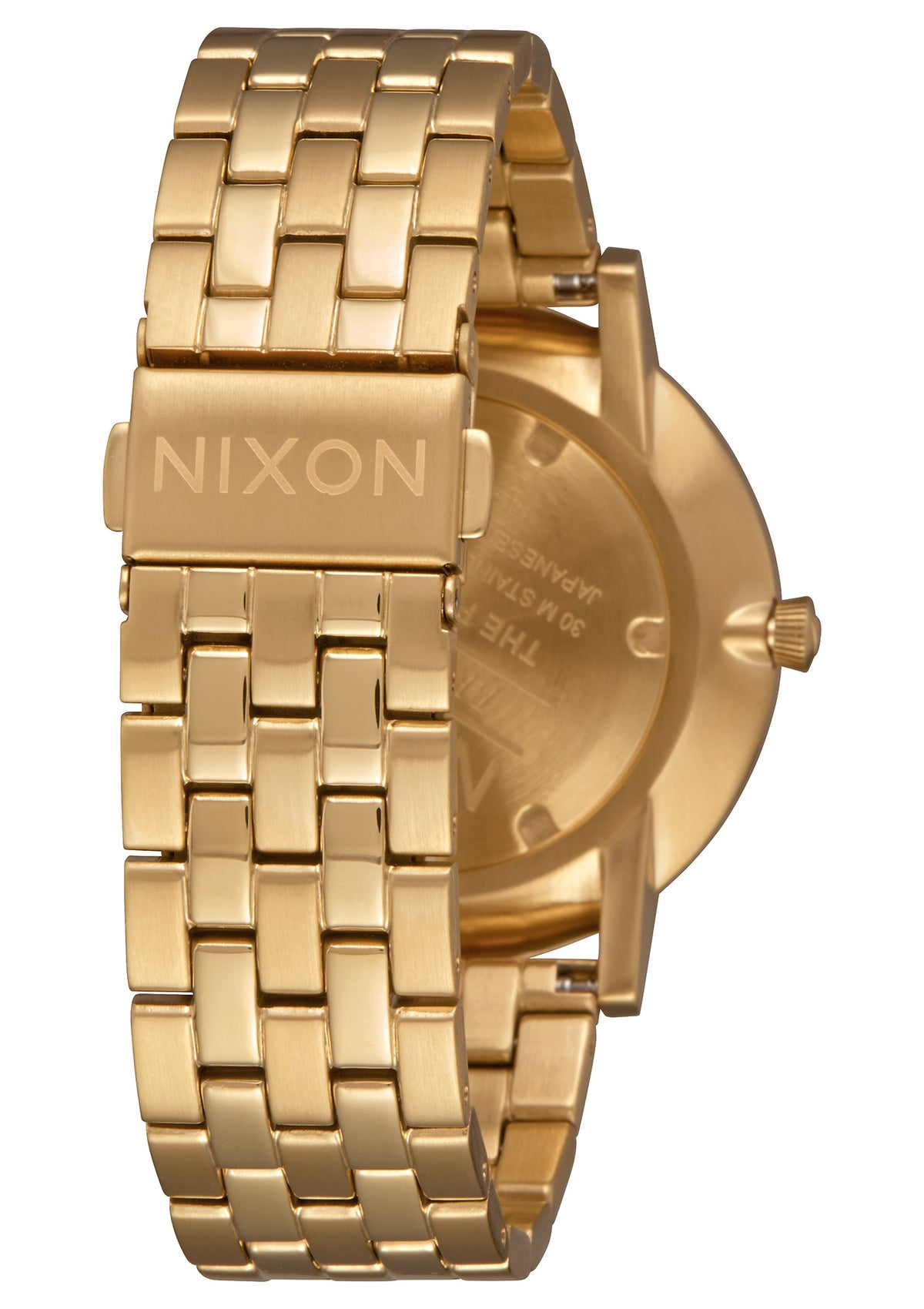 Nixon Watch - Porter 40mm: All Gold/White Sunray