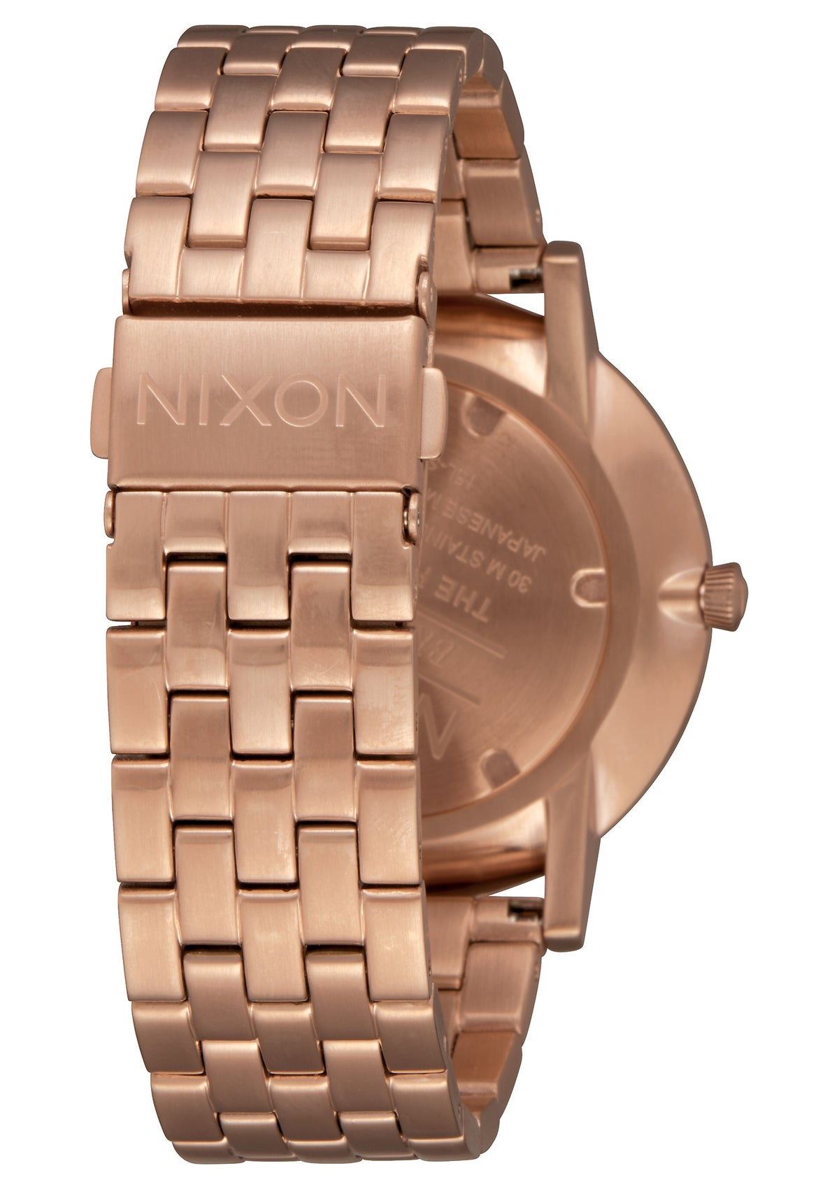 Nixon Watch - Porter 40mm: All Rose Gold