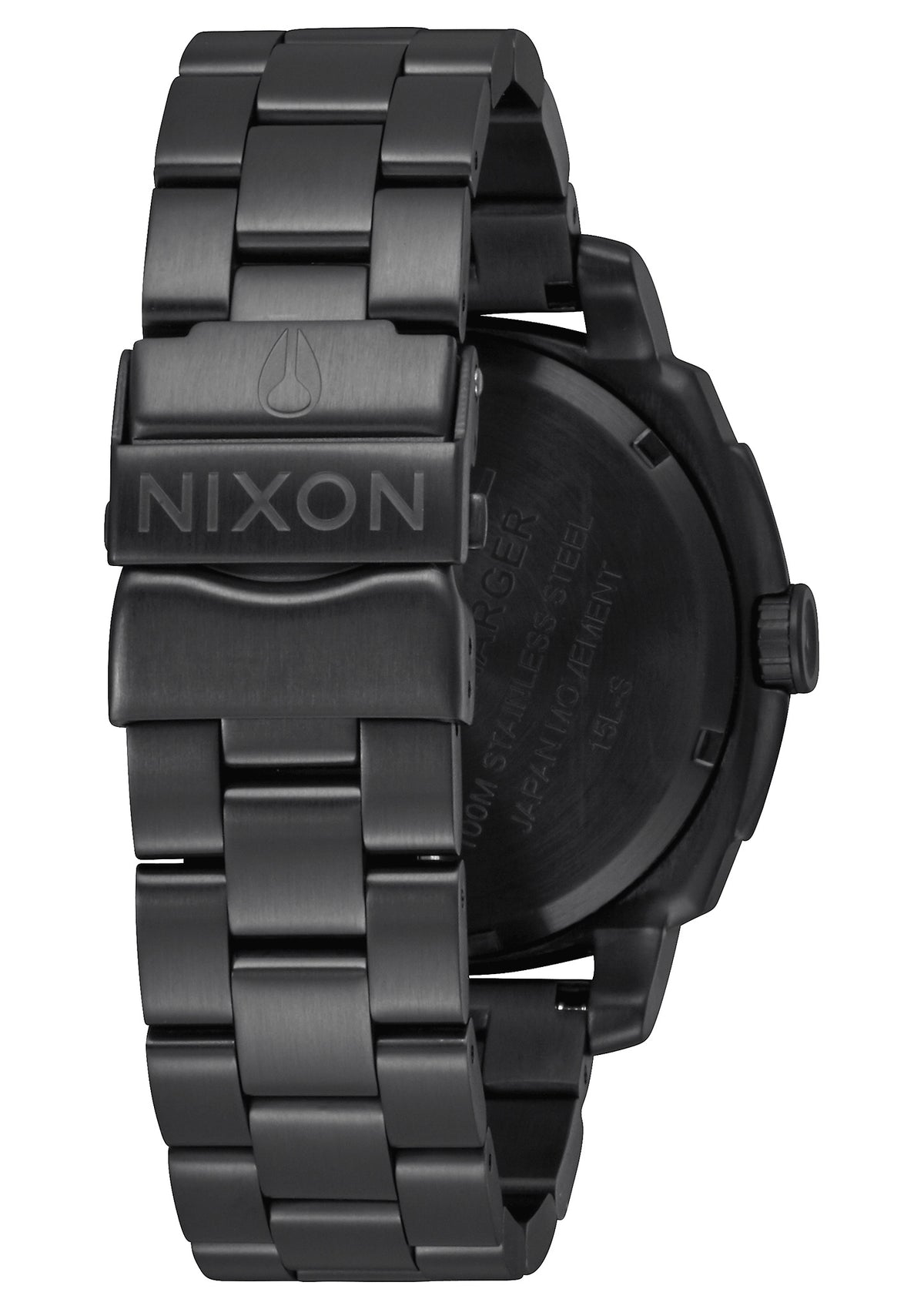 Nixon Charger - All Black