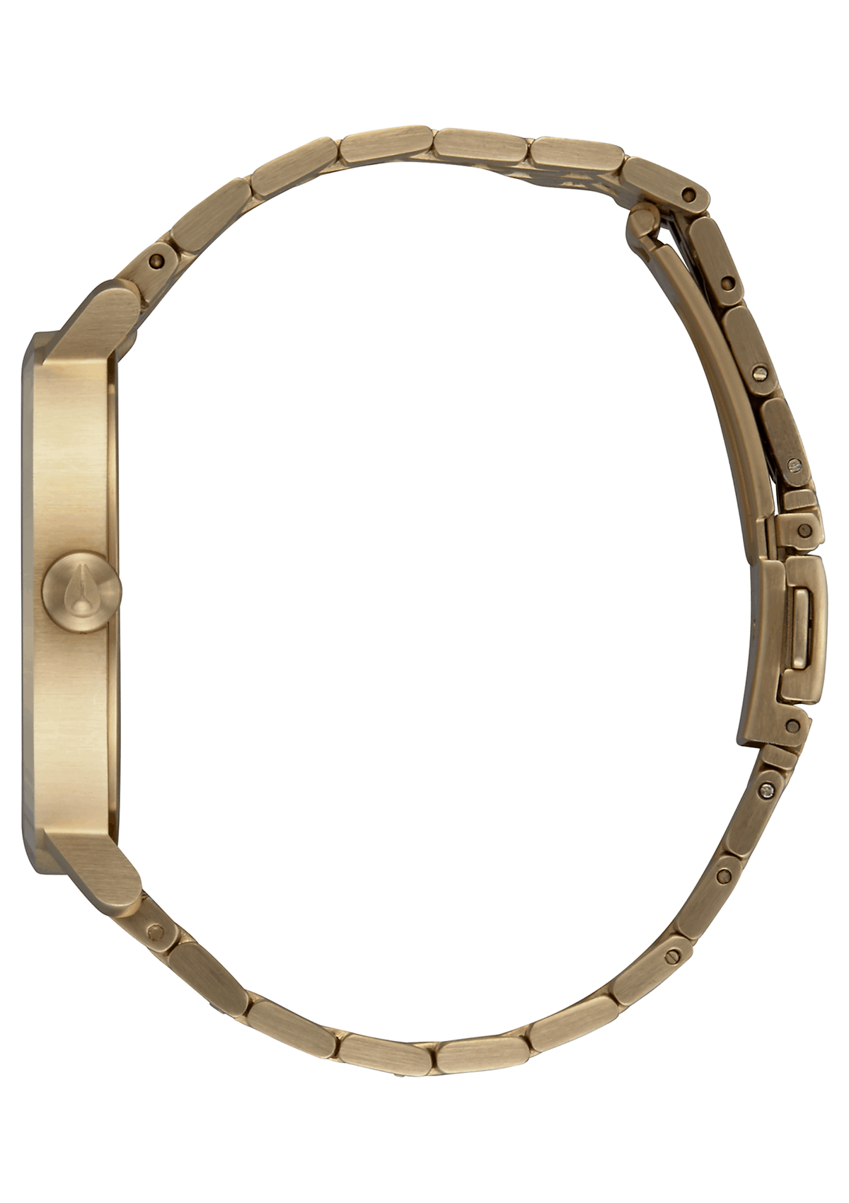 Nixon Watch - Arrow: Light Gold/Manuka