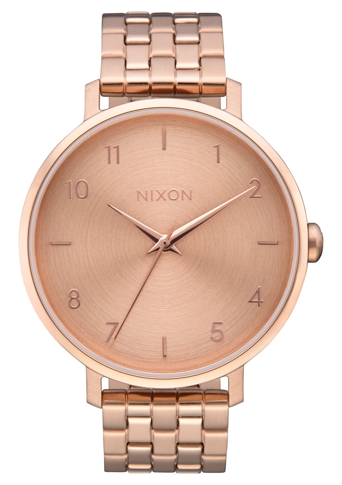Nixon Watch - Arrow: All Rose Gold