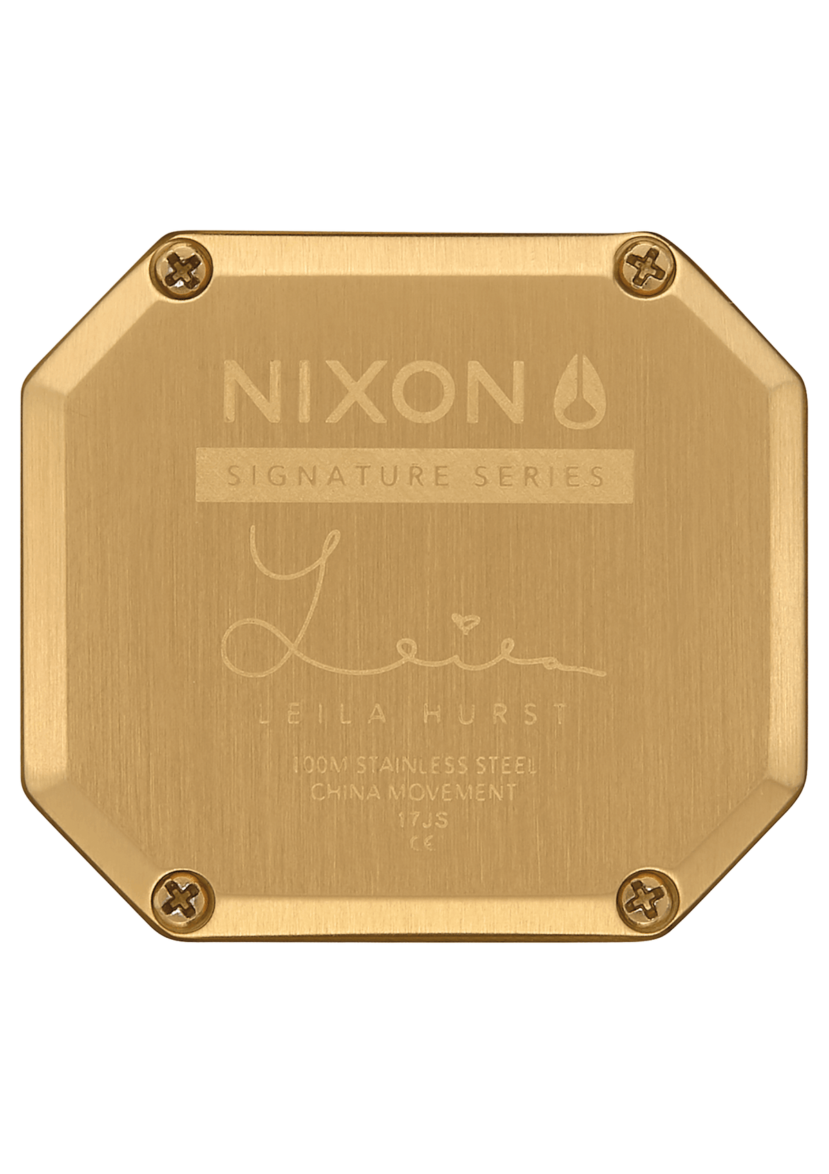Nixon Watch - Siren Steel: Gold/Black LH
