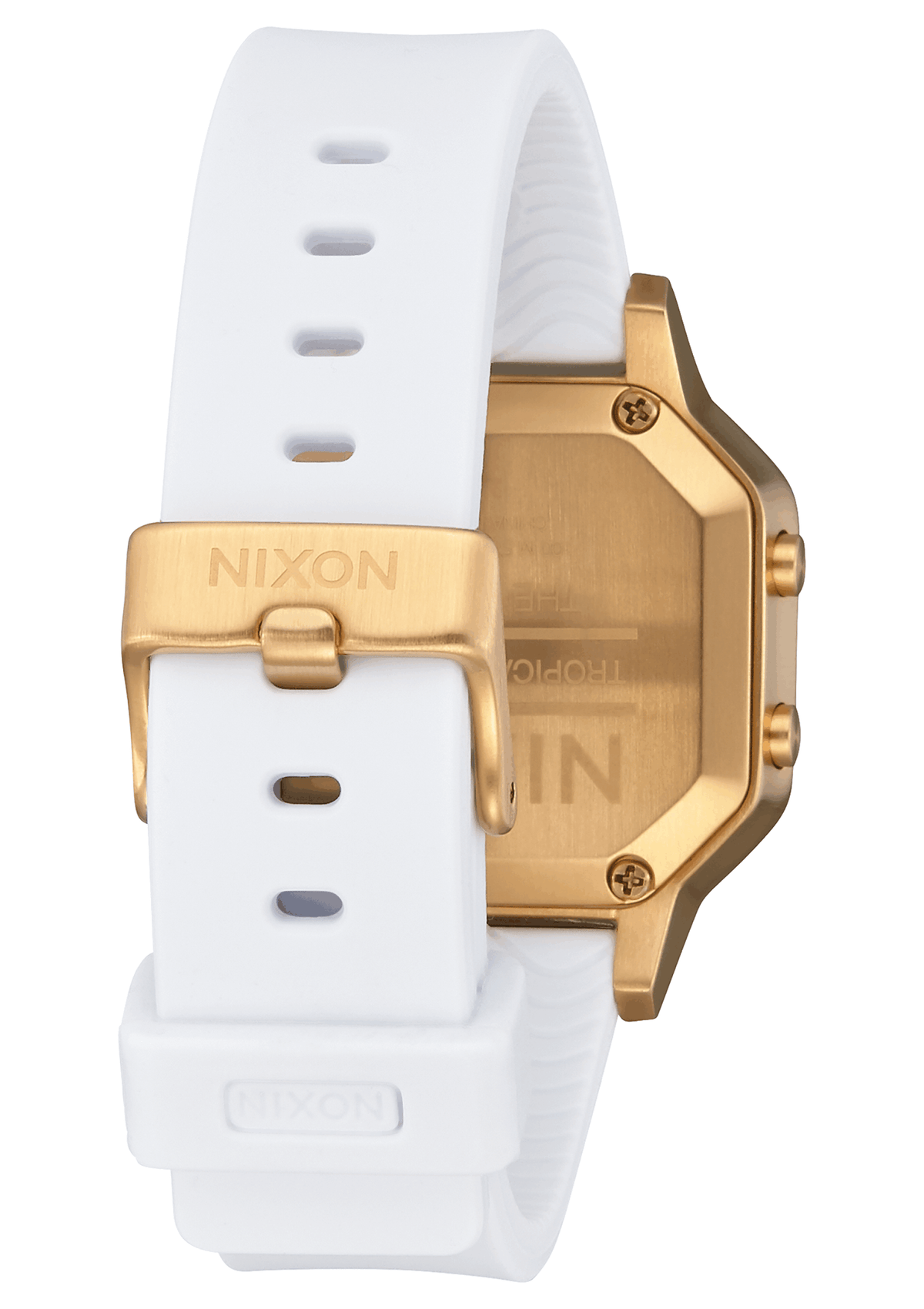 Nixon Watch - Siren Steel: Gold/White
