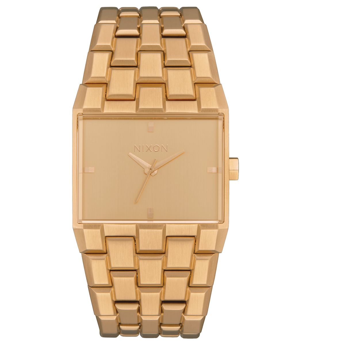 Nixon Watch - Ticket: All Gold