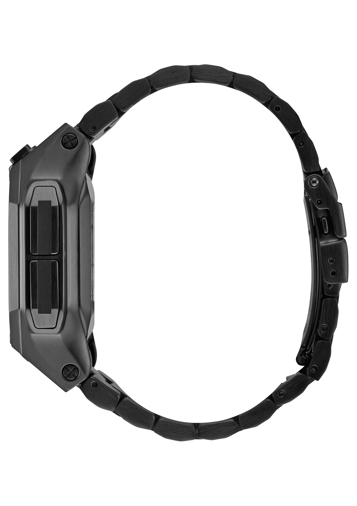 Nixon Rugules SS - All Black