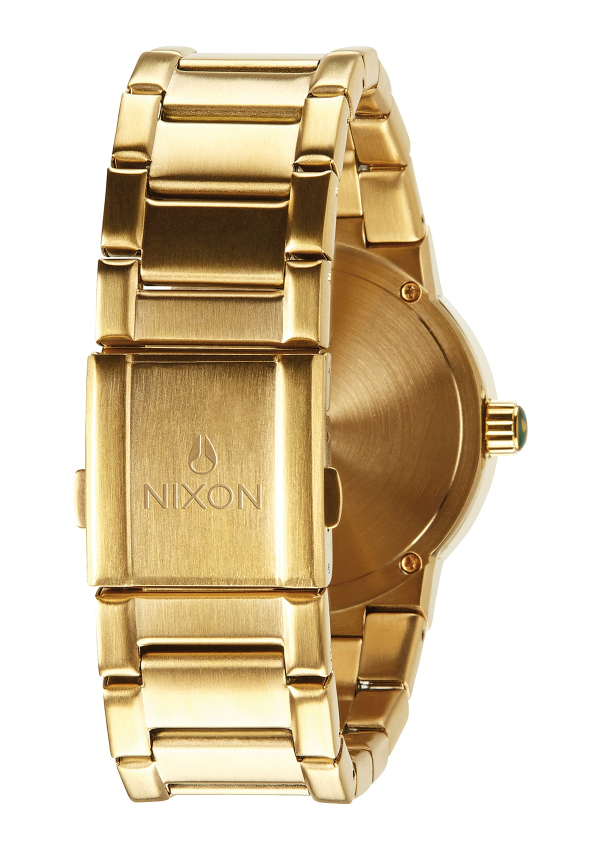 Nixon Cannon - Gold/Green Sunray