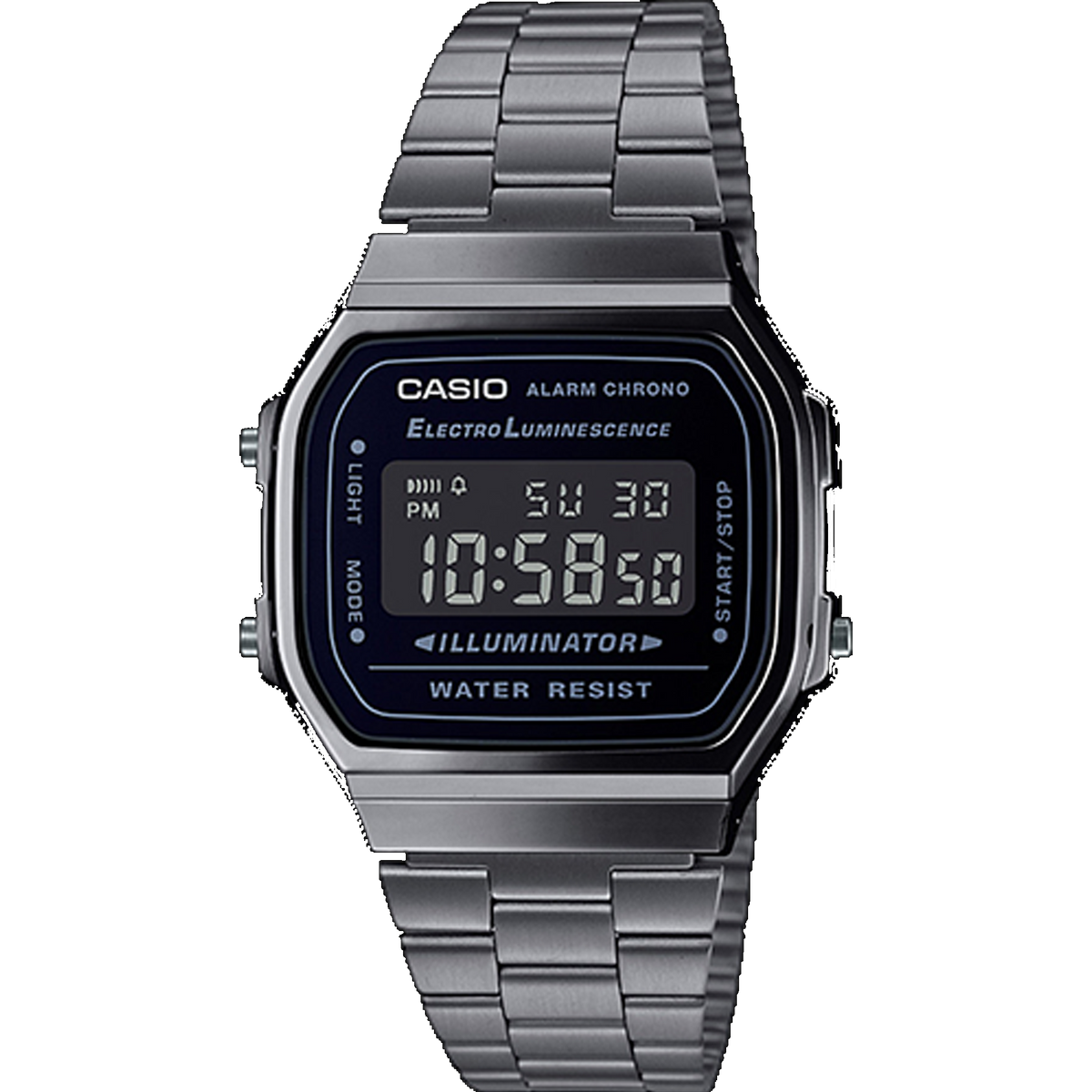 Casio Vintage Digital - Gunmetal