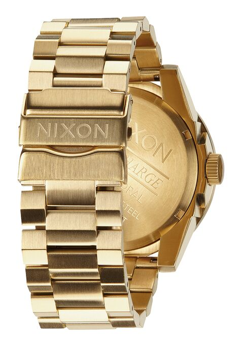 Nixon Corporal SS - All Gold/Black